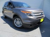 2013 Sterling Gray Metallic Ford Explorer XLT #80076089