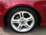 Hyundai Tiburon 2006 Wheels and Tires