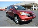 2011 Tango Red Pearl Honda CR-V EX-L #80076271