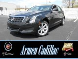 2013 Black Diamond Tricoat Cadillac ATS 2.0L Turbo AWD #80075855