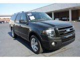 2010 Tuxedo Black Ford Expedition EL Limited #80076263