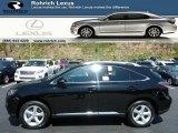 2013 Obsidian Black Lexus RX 350 AWD #80076055