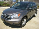 2011 Urban Titanium Metallic Honda CR-V EX 4WD #80076255