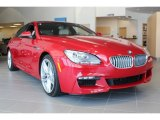 BMW 6 Series Colors