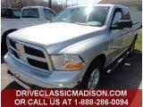 2011 Bright Silver Metallic Dodge Ram 1500 SLT Crew Cab 4x4 #80076241