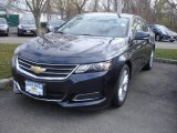 2014 Blue Ray Metallic Chevrolet Impala LT #80117090