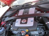 2013 Nissan 370Z Engines