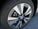 2013 Nissan LEAF SL Wheel