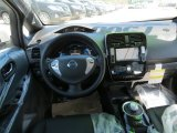 2013 Nissan LEAF SL Dashboard