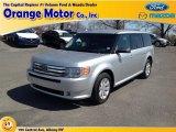 2010 Ingot Silver Metallic Ford Flex SE #80117373