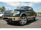 2013 Ford F150 Lariat SuperCab Data, Info and Specs