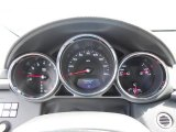 2013 Cadillac CTS 4 AWD Coupe Gauges