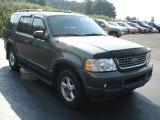 2003 Estate Green Metallic Ford Explorer XLT 4x4 #80117366