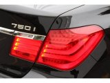 BMW 7 Series 2011 Badges and Logos