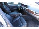 2004 BMW 7 Series Interiors