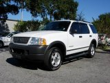 2004 Oxford White Ford Explorer XLS #792457
