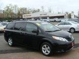 2011 Black Toyota Sienna LE #80117350