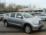 2013 Silver Sky Metallic Toyota Tundra Platinum CrewMax 4x4 #80117349