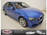 2013 Estoril Blue BMW 3 Series 328i Sedan #80117467