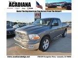 2010 Mineral Gray Metallic Dodge Ram 1500 Big Horn Quad Cab #80117330