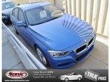 2013 Estoril Blue BMW 3 Series 328i Sedan #80117461