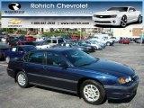 2001 Navy Blue Metallic Chevrolet Impala  #80117866
