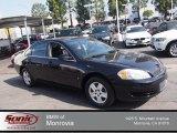 2006 Black Chevrolet Impala LS #80117445