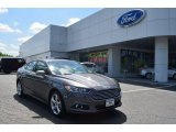 2013 Sterling Gray Metallic Ford Fusion SE 1.6 EcoBoost #80117321