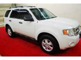 2009 Oxford White Ford Escape XLT V6 4WD #80117320