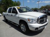 2008 Dodge Ram 1500 SXT Mega Cab Data, Info and Specs