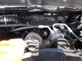 2008 Dodge Ram 1500 SXT Mega Cab 5.7 Liter MDS HEMI OHV 16-Valve V8 Engine