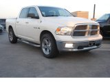 2009 Stone White Dodge Ram 1500 Lone Star Edition Crew Cab #80117852