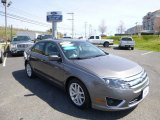2011 Sterling Grey Metallic Ford Fusion SEL #80117310