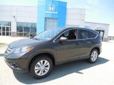 2013 Kona Coffee Metallic Honda CR-V EX AWD #80117709