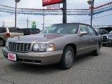 1997 Shale Beige Metallic Cadillac DeVille d'Elegance #7921898