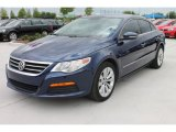 2011 Volkswagen CC Shadow Blue Metallic