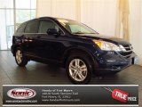 2011 Royal Blue Pearl Honda CR-V EX-L 4WD #80117172