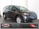 2013 Polished Metal Metallic Honda CR-V EX-L #80117169
