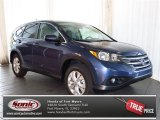 2013 Twilight Blue Metallic Honda CR-V EX #80117167