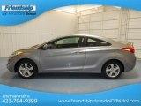 2013 Titanium Gray Metallic Hyundai Elantra Coupe GS #80117263