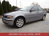 2005 Silver Grey Metallic BMW 3 Series 325xi Sedan #80117404