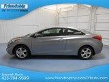2013 Titanium Gray Metallic Hyundai Elantra Coupe GS #80117257