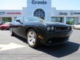 2013 Pitch Black Dodge Challenger SXT Plus #80117388