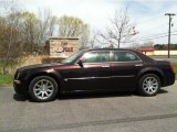 2005 Deep Lava Red Pearl Chrysler 300 C HEMI #80117545