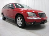 2004 Inferno Red Pearl Chrysler Pacifica  #80174590