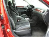 2004 Chrysler Pacifica Interiors