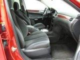 2004 Chrysler Pacifica Interiors