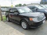 2010 Tuxedo Black Ford Flex SE #80174229