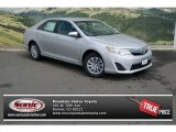 2013 Classic Silver Metallic Toyota Camry LE #80174091