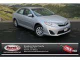 2013 Classic Silver Metallic Toyota Camry LE #80174090